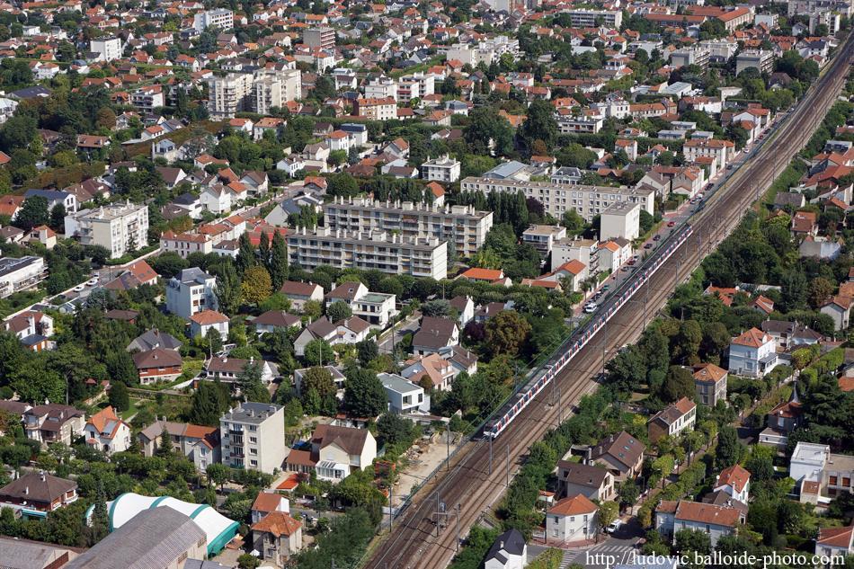 Photo aérienne Saint-Maur-des-Fossés