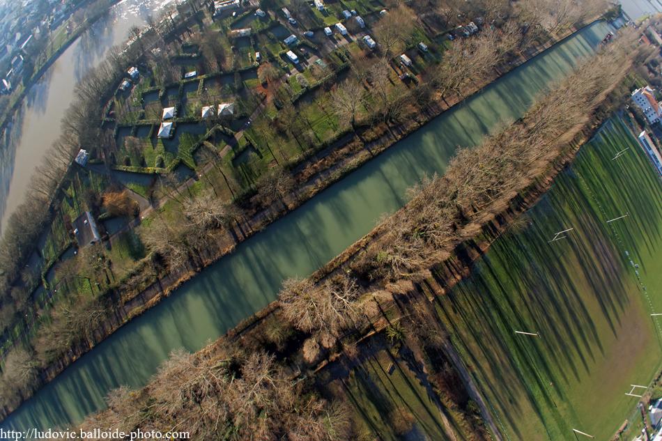 Photo aérienne Neuilly-sur-Marne
