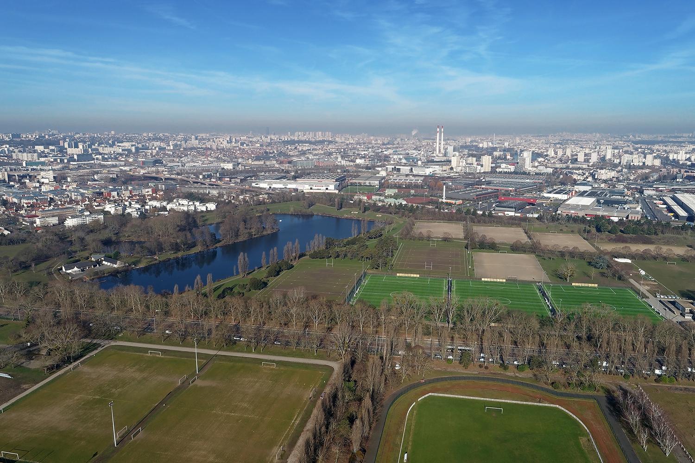 Parc des sports Choisy